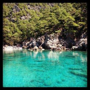 Soğuk Su, Göçek, Turkey